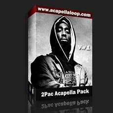 国外干声说唱/Rap 2Pac Acapella Pack_单曲干声说唱包/Acapella_音色网