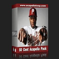 国外单曲干声说唱/50 Cent Acapella Pack