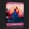 Avicii - Fade Into Darkness (FL Studio工程)