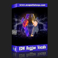 人声素材/EDM Reggae Vocal