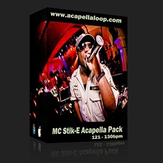 国外干声说唱/Rap Acapella Pack - MC Sitk-E (121-130bpm)