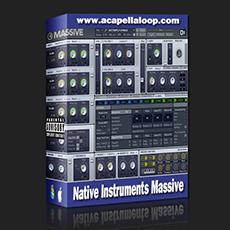 Vst插件扩展音色/Native Instruments Massive(Trap风格)
