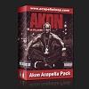 国外干声说唱/Rap Akon Acapella Pack