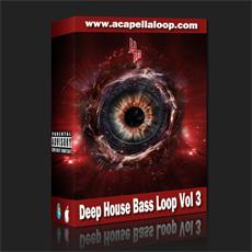 Bass素材/Deep House Bass Loop Vol 3