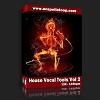 国外干声说唱/Rap House Vocal Tools Vol 2 (128-145bpm)