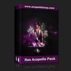 国外干声说唱/Rap Nas Acapella Pack